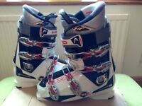 Mens Head ski boots (mojo, heat fit) size 11-11.5 (mondo size 29-29.5) like new £70 ono