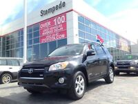 2011 Toyota RAV4 V6 Limited w/Leather and Sunroof