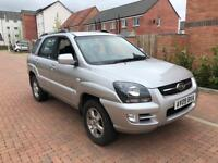 Kia Sportage 2ltr CRDI 4wd XS Diesel 6 Speed 09reg FSH drives great