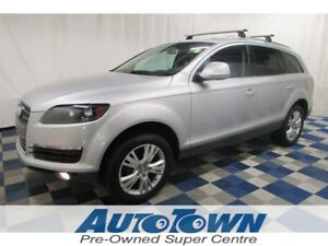 2009 Audi Q7 AWD/SUNROOF/HTD SEATS