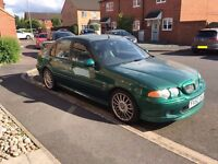 MG ZS 2.5 V6 - Green. Great condition for year - 96k miles
