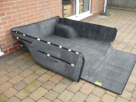 Mitsubishi L200 Genuine BedRug Liner Carpet - Excellent Condition