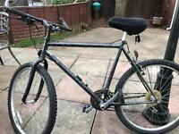 Mountain bike 21 speed mans 35£