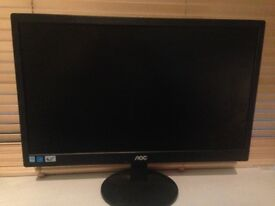 16 Inch LED AOC Monitor (OPEN TO OFFERS)