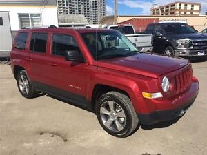 2016 Jeep Patriot HIGH ALTITUDE/ LEATHER/ 4X4