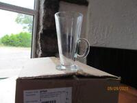 Coffee Glasses ( latte) ( no 1)