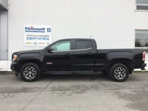 2017 GMC CANYON 4WD CREW CAB ALL TERRAIN