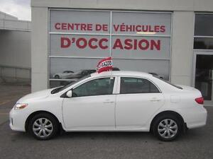 2011 Toyota Corolla CUIR+SIEGE CHAUFFANT