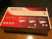 Unused router Dray Tek Vigor 2760 series