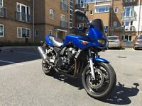 Very good condition Yamaha 600 Fazer 2001 - Low miles long MOT