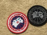 Canada Goose Saw on patch x2 high quality