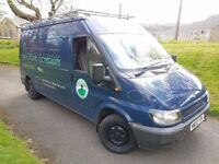 FORD TRANSIT 2.0 TD LWB ~ CHEAP VAN, LOADS OF SPACE!