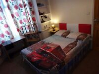 GOOD SIZE ROOM AS PIX TO SHARE OR FOR 2 LOCATED IN PLAISTOW E15 3HB