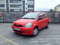 Toyota Yaris 1.4 D4D, 2003 Diesel, 135K, HPI Clear corolla ford fiesta vauxhall corsa astra polo 206