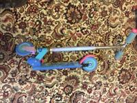 Elsa frozen scooter