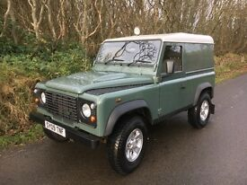 Landrover 90 defender, checkerplate, boost alloys etc