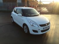 2012 Suzuki swift sz2 10month mot £30 tax