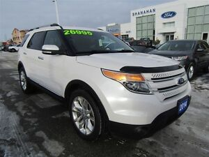 2014 Ford Explorer Limited | AWD | 3 ROW SEATING | SYNC |