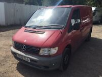 MERCERDES VITO 110 CDI RED