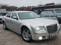 07 REG CHRYSLER 300C DIESEL LONG MOT-ONLY 80K- MINT-PX WELCOME