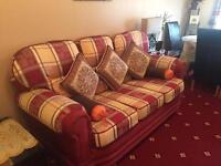 Excellent condition 5 seater sofa