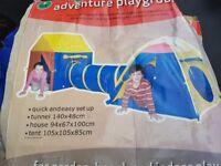 Kids Play Tent Adventure Playground