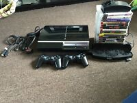 PS3 and all accessories. &Games £100 ONO