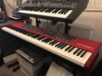 Nord Stage 2 HA 88 & Extras - Great condition. never gigged