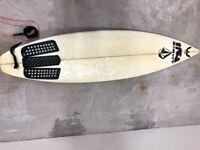 6ft6 Greg Webber surfboard short board