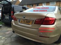 mobile CAR REVERSE rear CAMERA FITTING SPECIALIST fitting Fitter Install(CAN BUS connect) LONDON