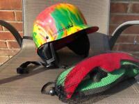 Sandbox Snowboard/ Action Sports Helmet S/M