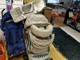 travel system push chair