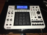 AKAI MPC 2500 SE - RARE Special limited edition - Mint with box and JJOS Manual