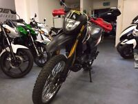 Keeway TX 125 Super Moto, Sports Exhaust, Hand Guards, Good Condition, ** Finance Available **