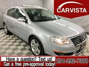 2010 Volkswagen Passat 2.0T Comfortline -LEATHER/SUNROOF-