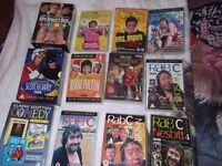 mrs brown dvds and rab c nesbitt dvds £15 for all