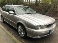 Jaguar X-Type Estate 2.0 Diesel **2 Previous**