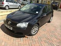 VW Golf Match, 2008 (57 plate), 1.9 TDI, 112K mileage, new clutch, new timing belt, full service his