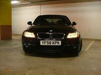 BMW 320D M Sport 4dr LCI Facelift