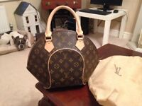 Louis Vuitton Clamshell Handbag