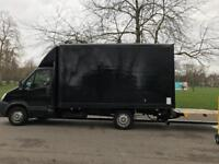 Man with van,van hire with driver available 24/7 best rates