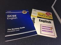 Revision books £1 each