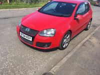 volkswagen golf gti 2004 3 door 10 months MOT great condition inside and out