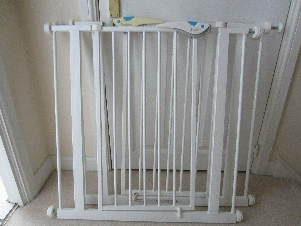 Lindam Stair Gate pair or can sell separately