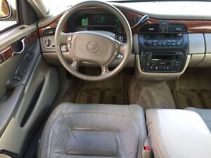 2002 Cadillac DeVille Htd Fr Row Lthr Sts-Pwr Drs/Wdws/Lcks/Mrrs London Ontario image 15
