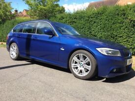 BMW Estate 318D M SPORT 2011 - great car well looked after