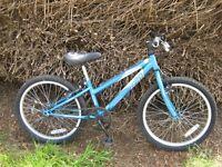 Mid size bike