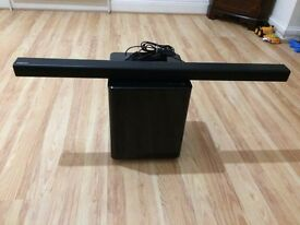 "Samsung HW-F550 46"" Sound bar with Wireless Subwoofer, collection only"