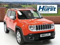 Jeep Renegade LIMITED (orange) 2015-03-31