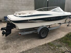 Maxim 1800 Boat 3.0L Mercruiser Speedboat (Reduced from £6150)